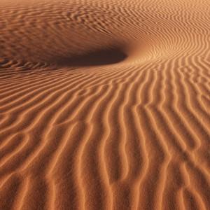 Дюны в Марокко