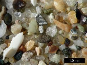 Песок 1 мм